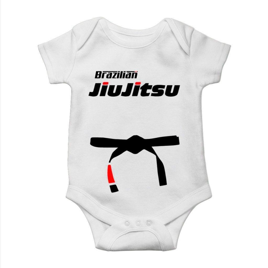 Body de Bebê Brazilian Jiu Jitsu