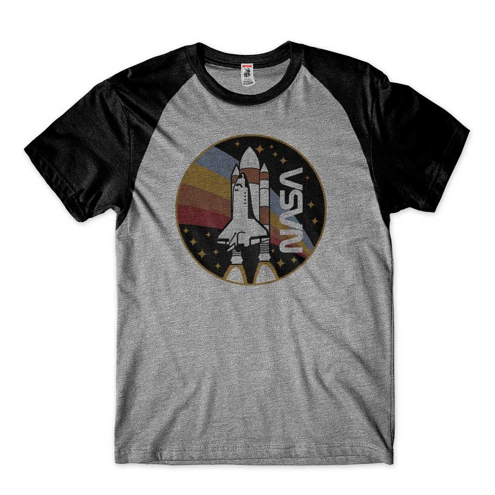 camisa astronauta nasa estacao espacial