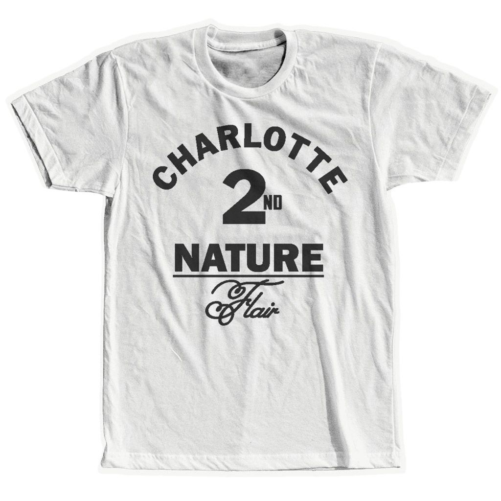 Camisa Camiseta Charlotte Wwe Wrestling Masculina Blusa Flair