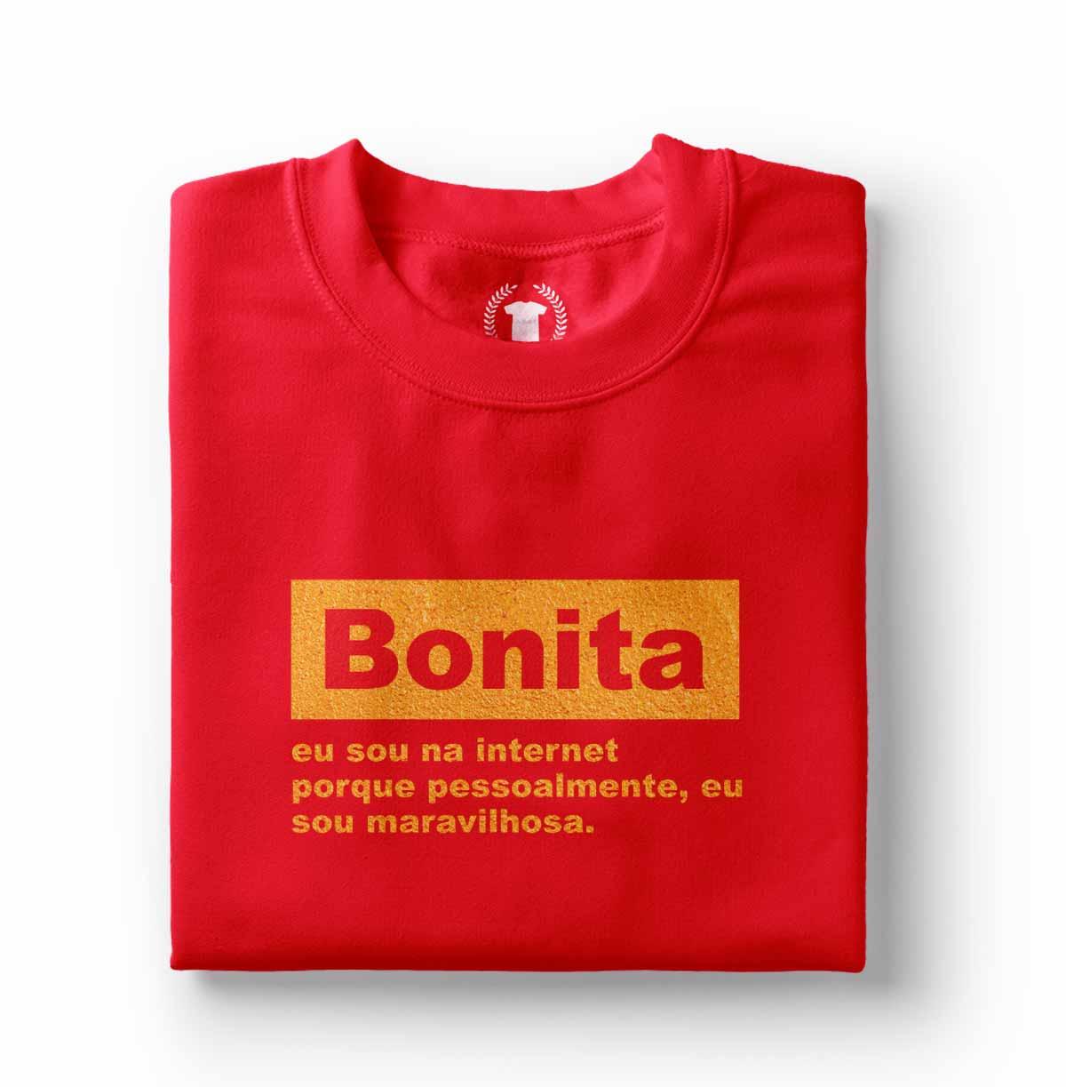camisa camiseta feminina divertida bonita maravilhosa