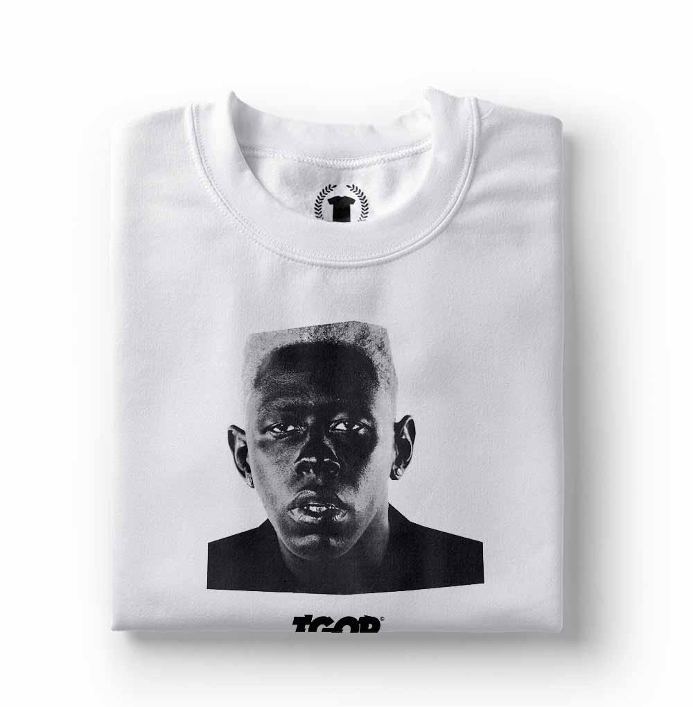 camisa camiseta tyler the creator igor branca