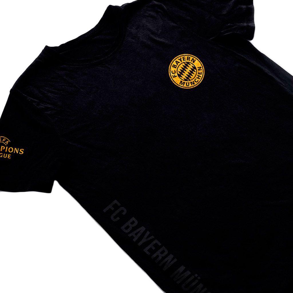camisa do bayern de munique preta camiseta Futebol 2018