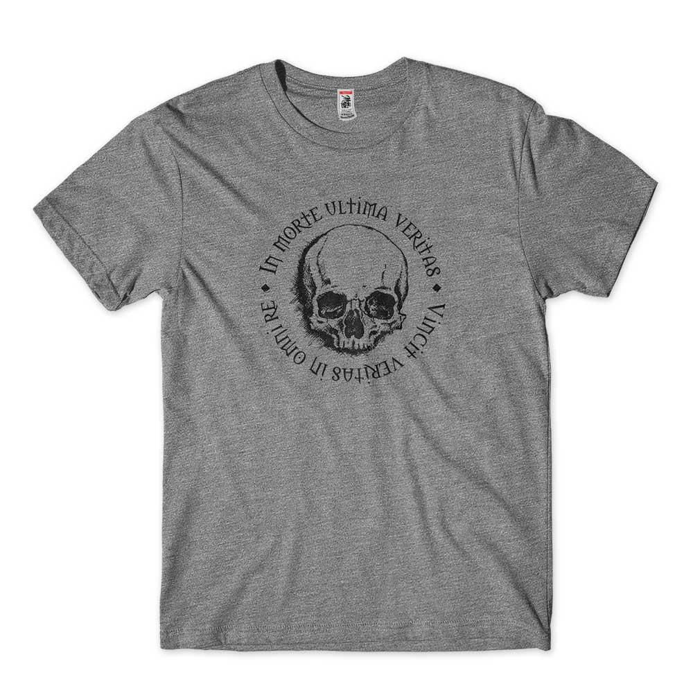 camisa filosofia helenica memento mori