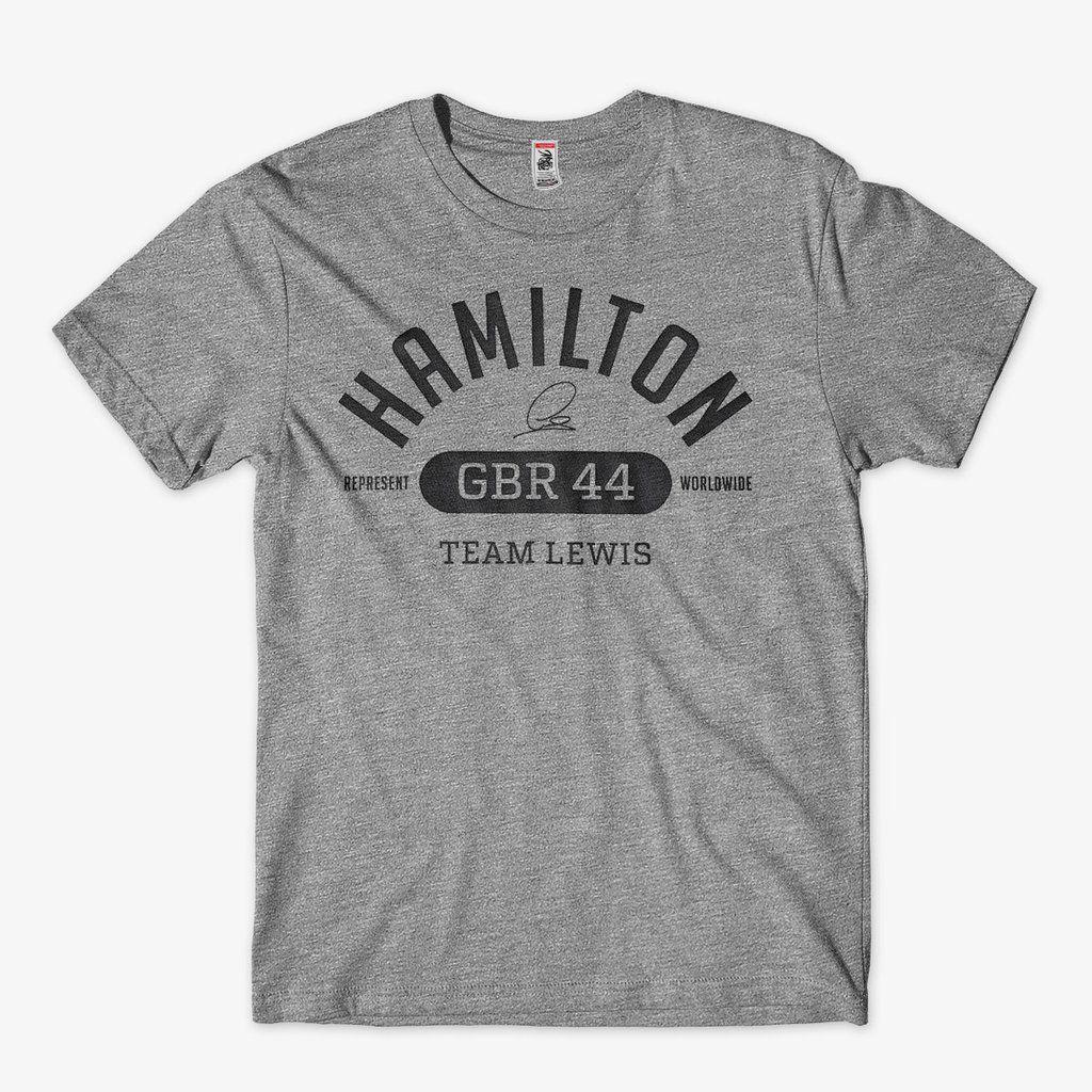 camisa formula 1 mclaren hamilton masculina