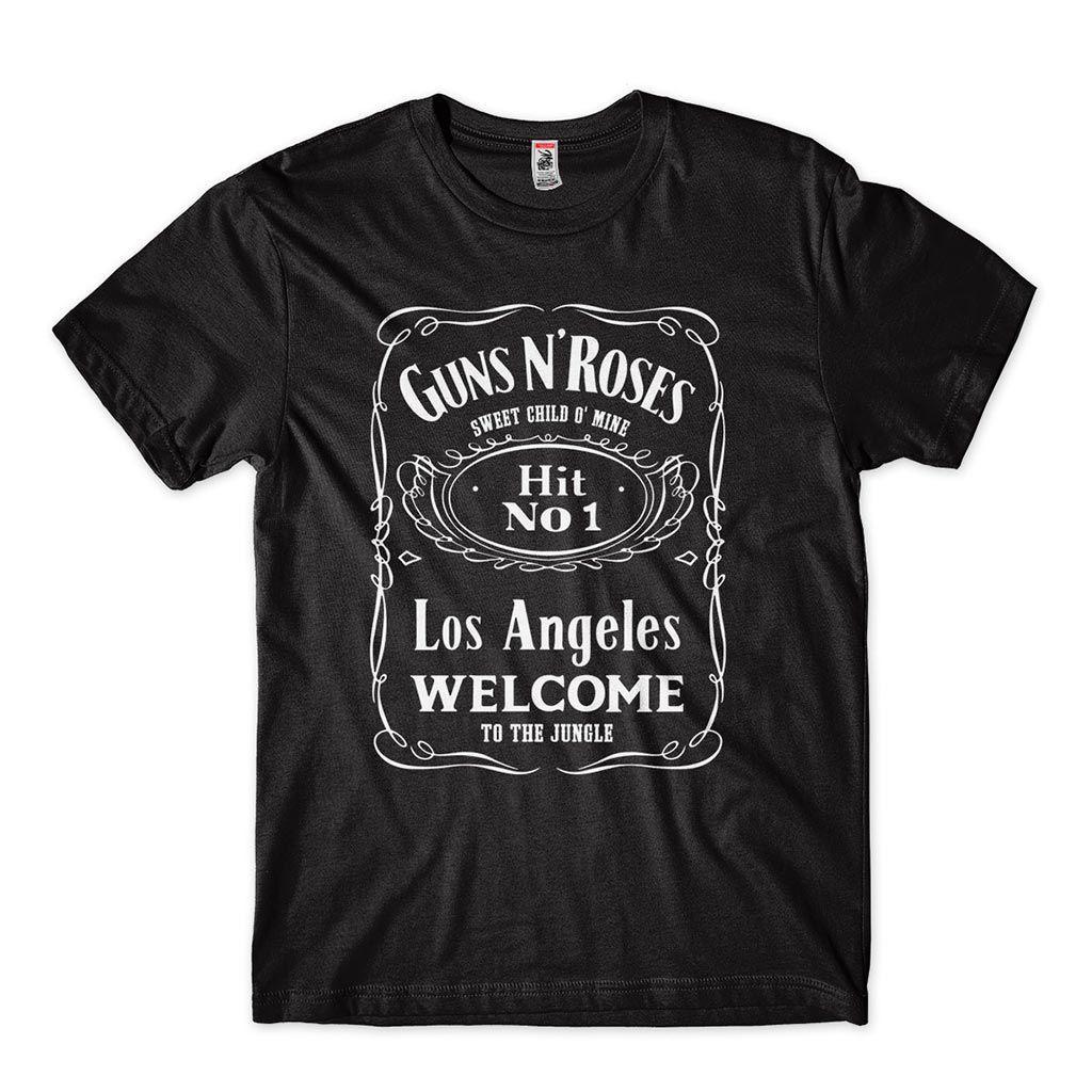 camisa guns n roses paradise city