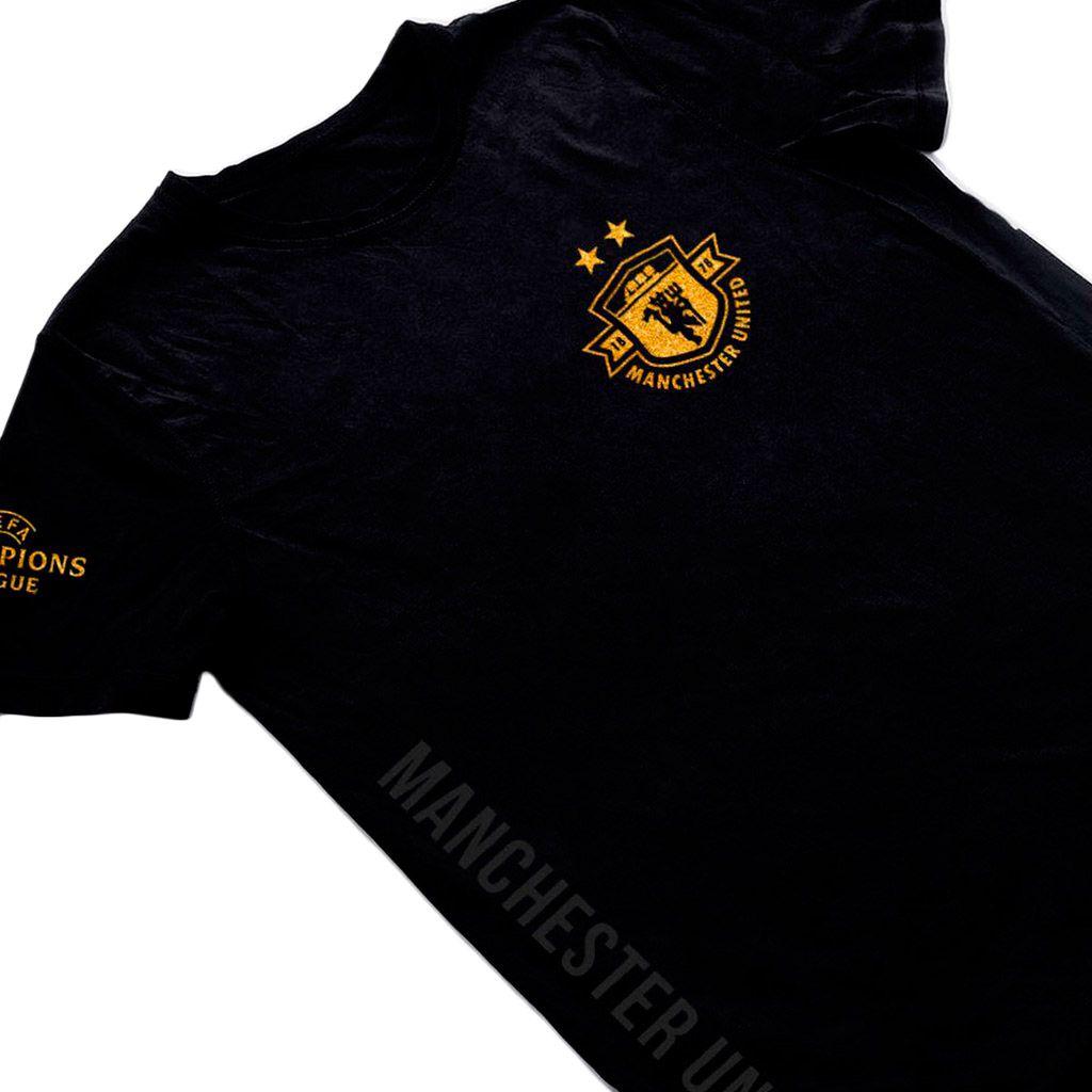 camisa manchester united 18/19 camiseta Futebol Torcedor
