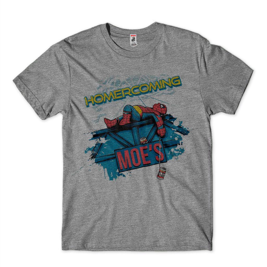 Camisa Masculina Engracada Os Simpsons Moe Bebado
