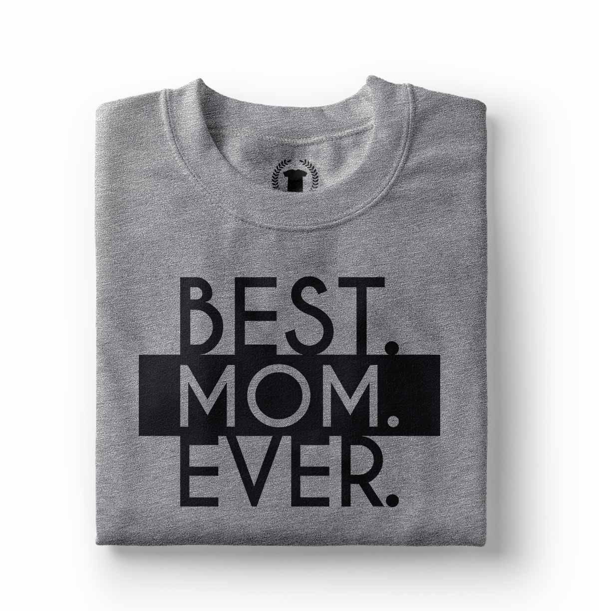 camisa melhor mae de todos os tempos
