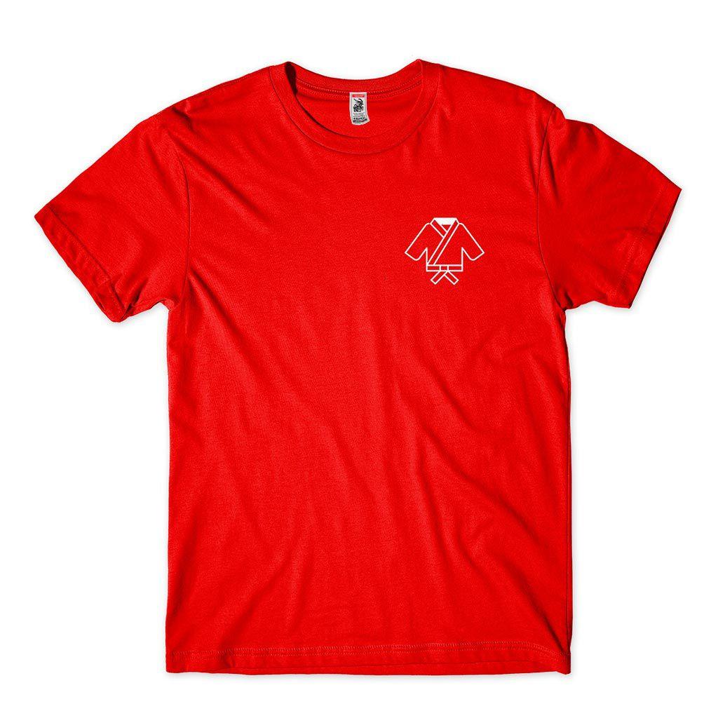 camisa para lutar jiu jitsu