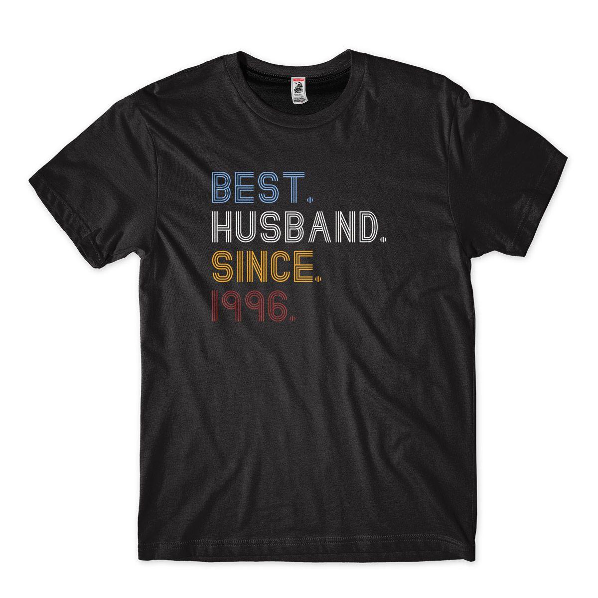 camisa personalizada para aniversario do marido