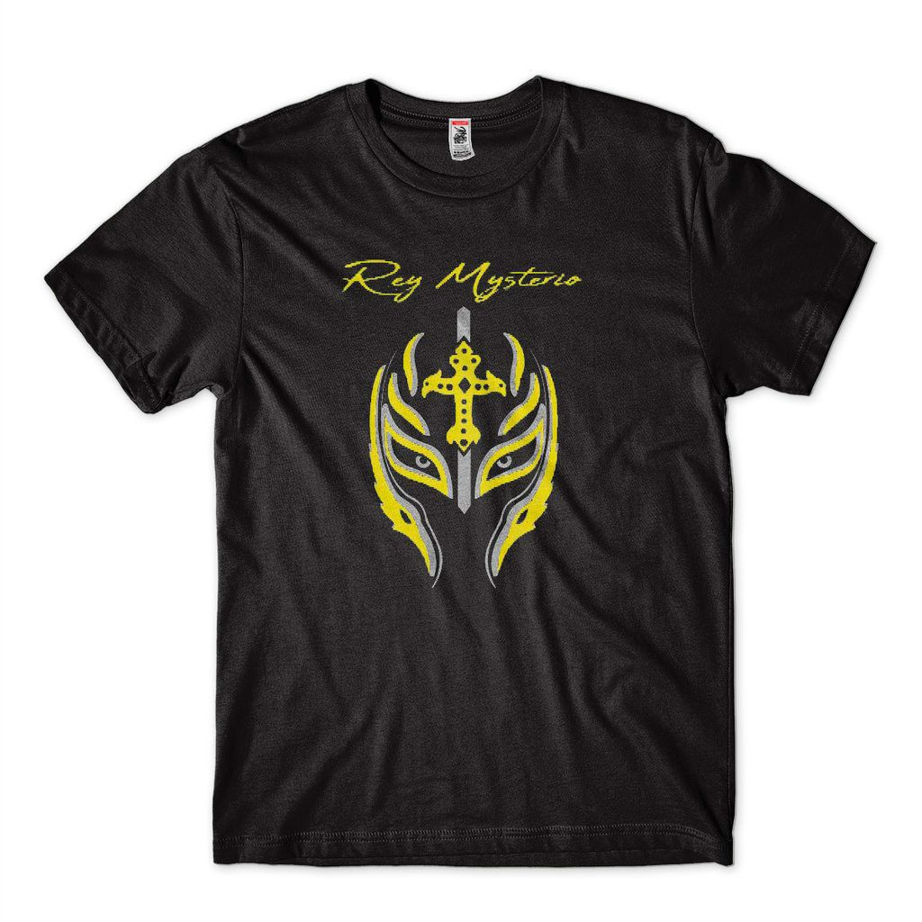 Camisa Rey Mysterio Greatest Mask Of All Time Smackdown