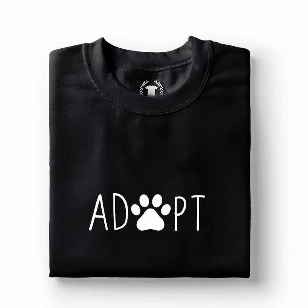 camiseta adote um pet