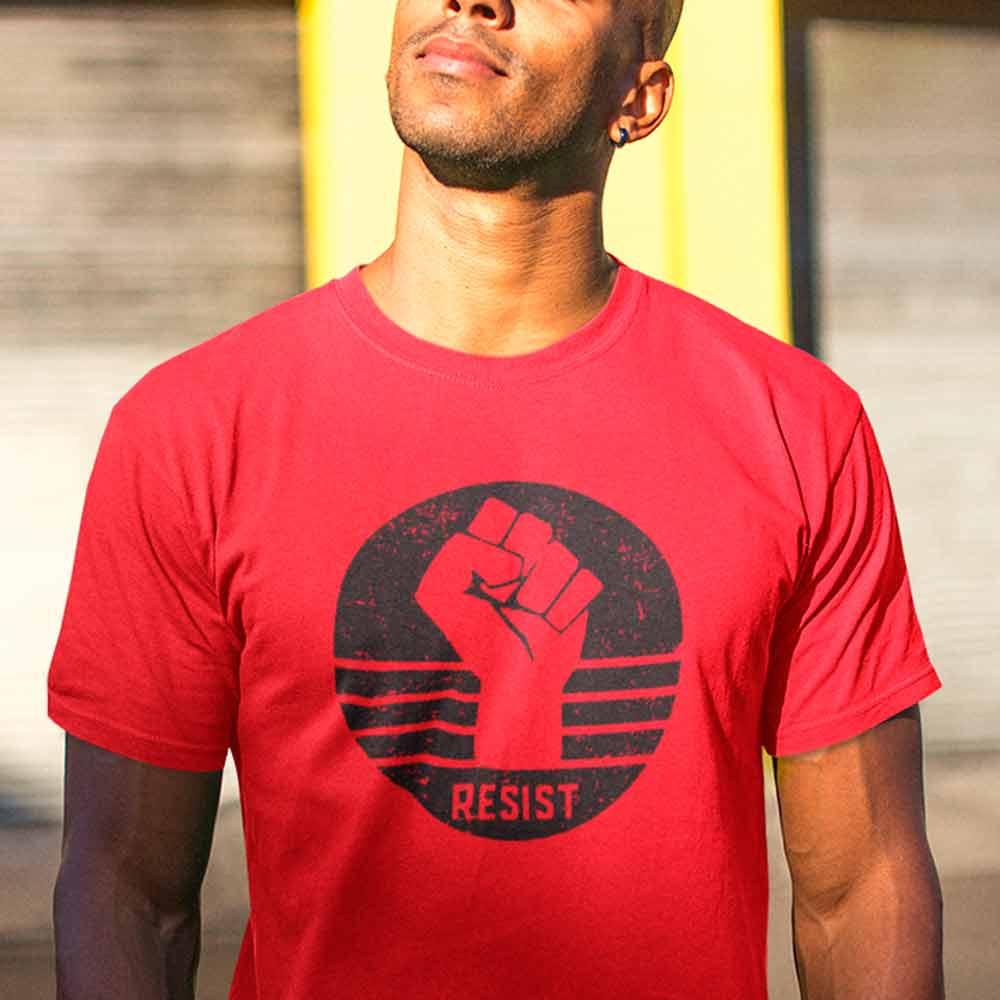 camiseta ativismo vidas negras importam