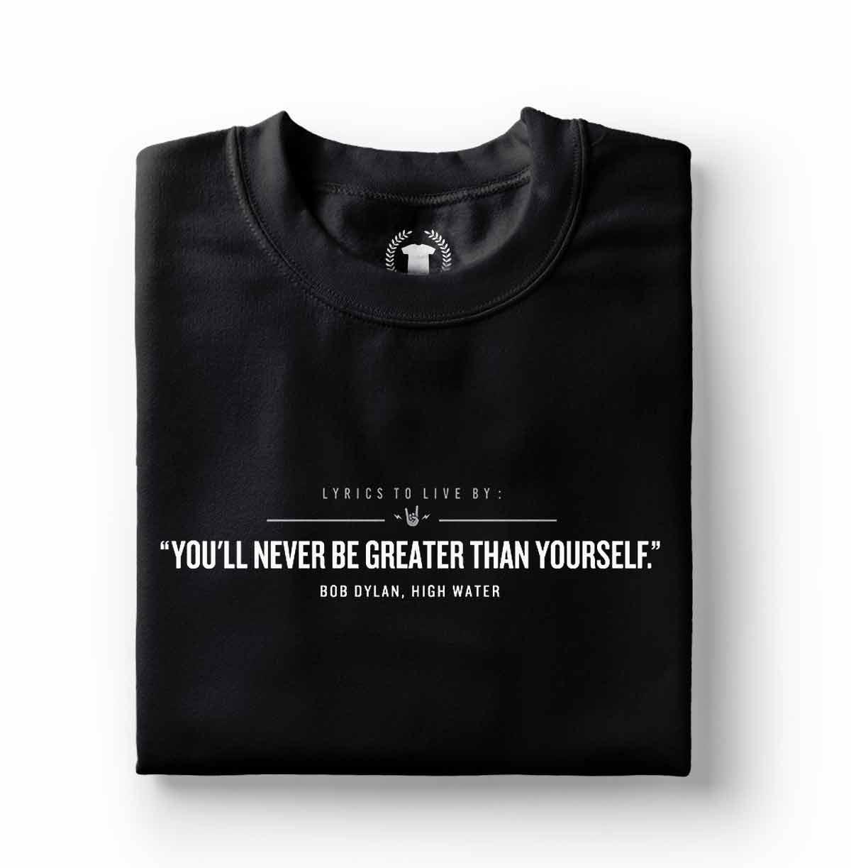 camiseta bob dylan high water