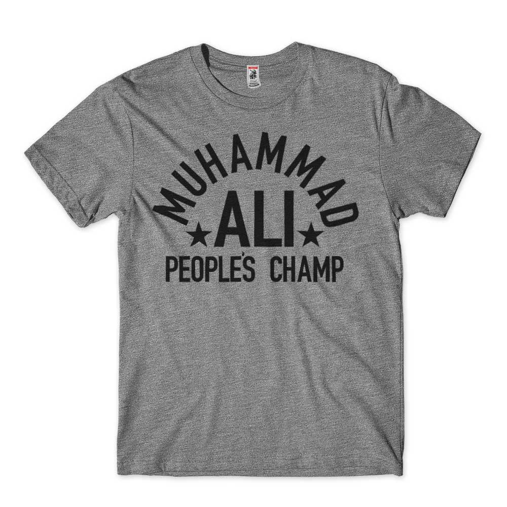 camiseta boxeador muhammad ali