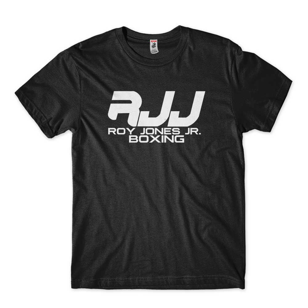 camiseta boxeador roy jones jr