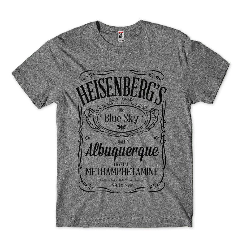 Camiseta Breaking Bad Masculina Camisa Heisenberg
