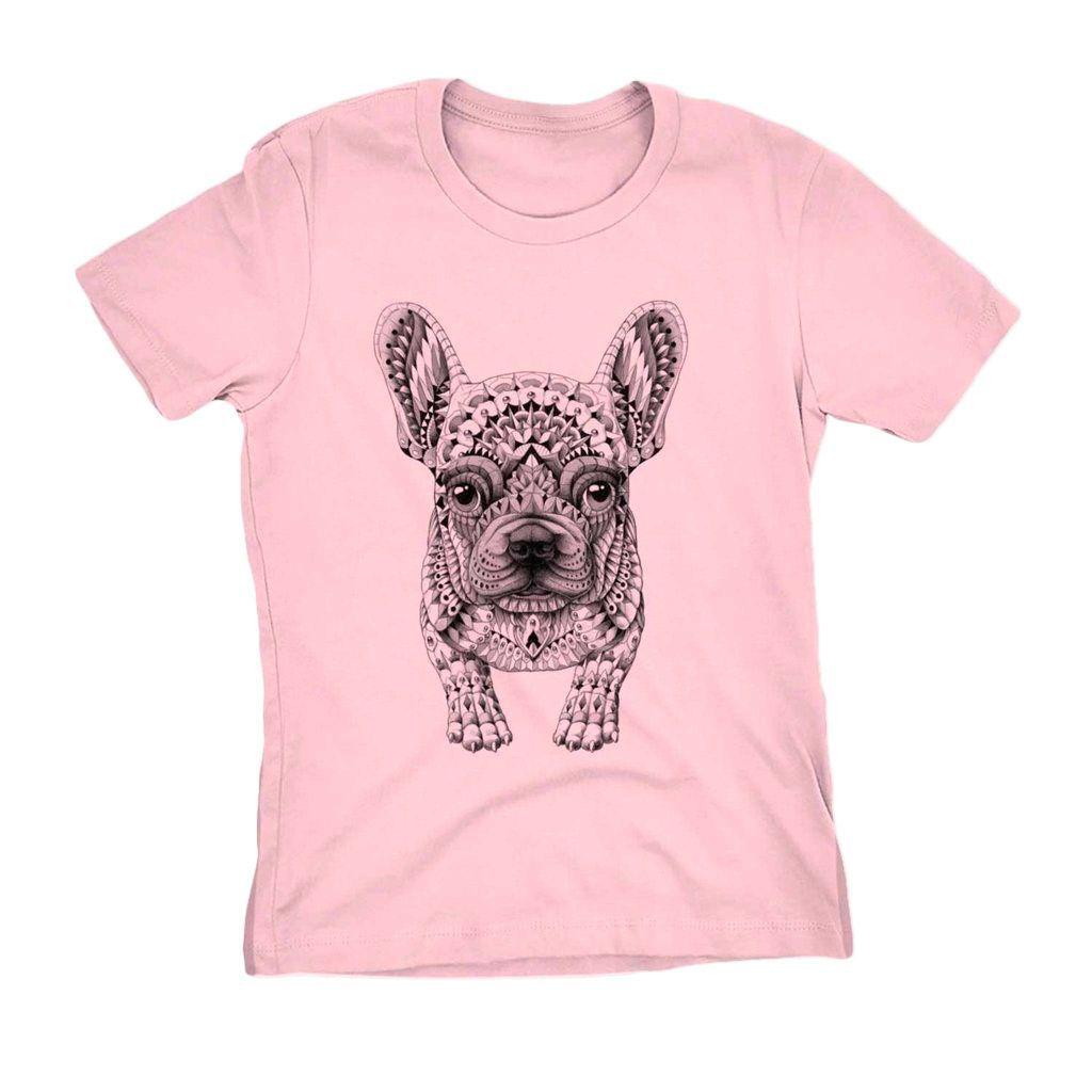 Camiseta Camisa Animal Cachorro Buldogue Francês Bulldog