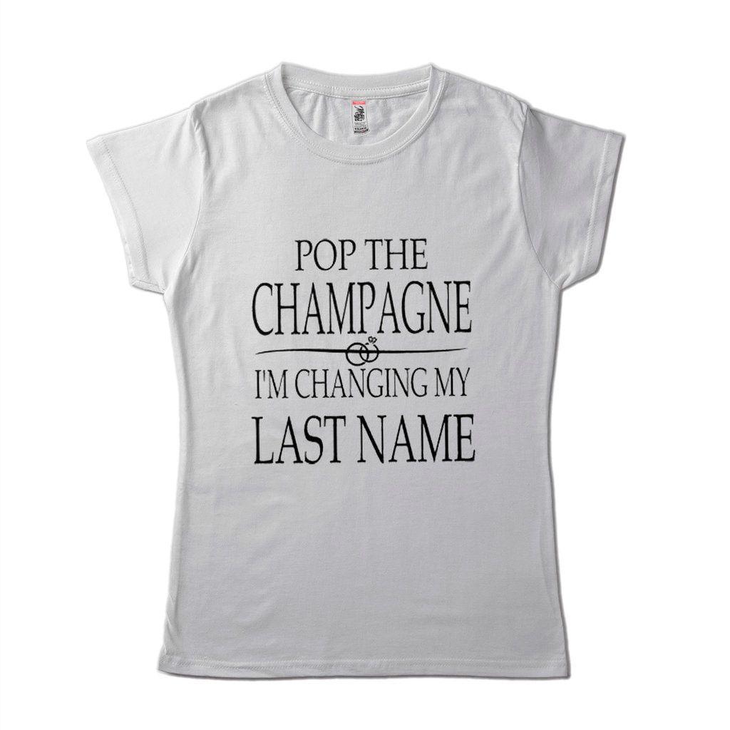 camiseta casamento diferente engracada champagne