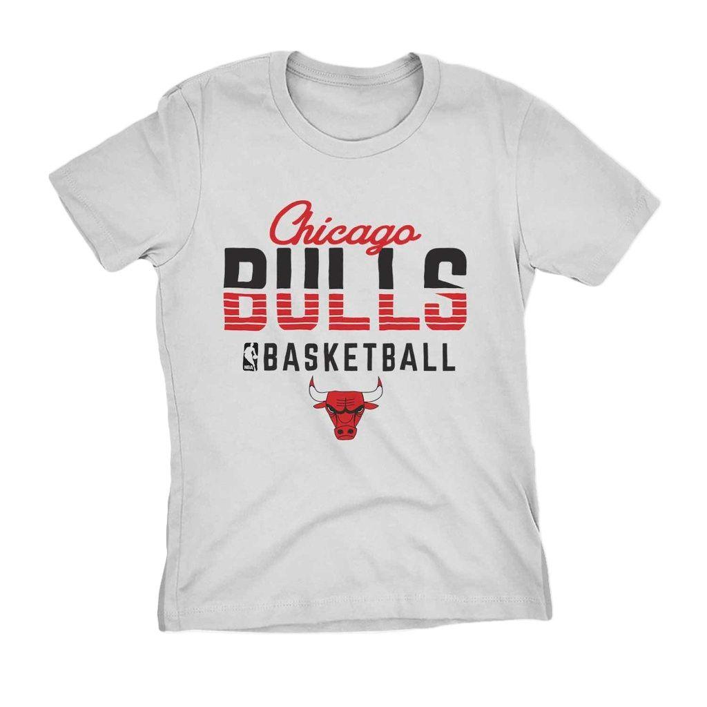 Camiseta Chicago Bulls Feminina Camisetas Blusas Thug Nine Basquete