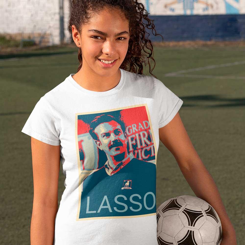 Camiseta Coach Ted Lasso Serie TV