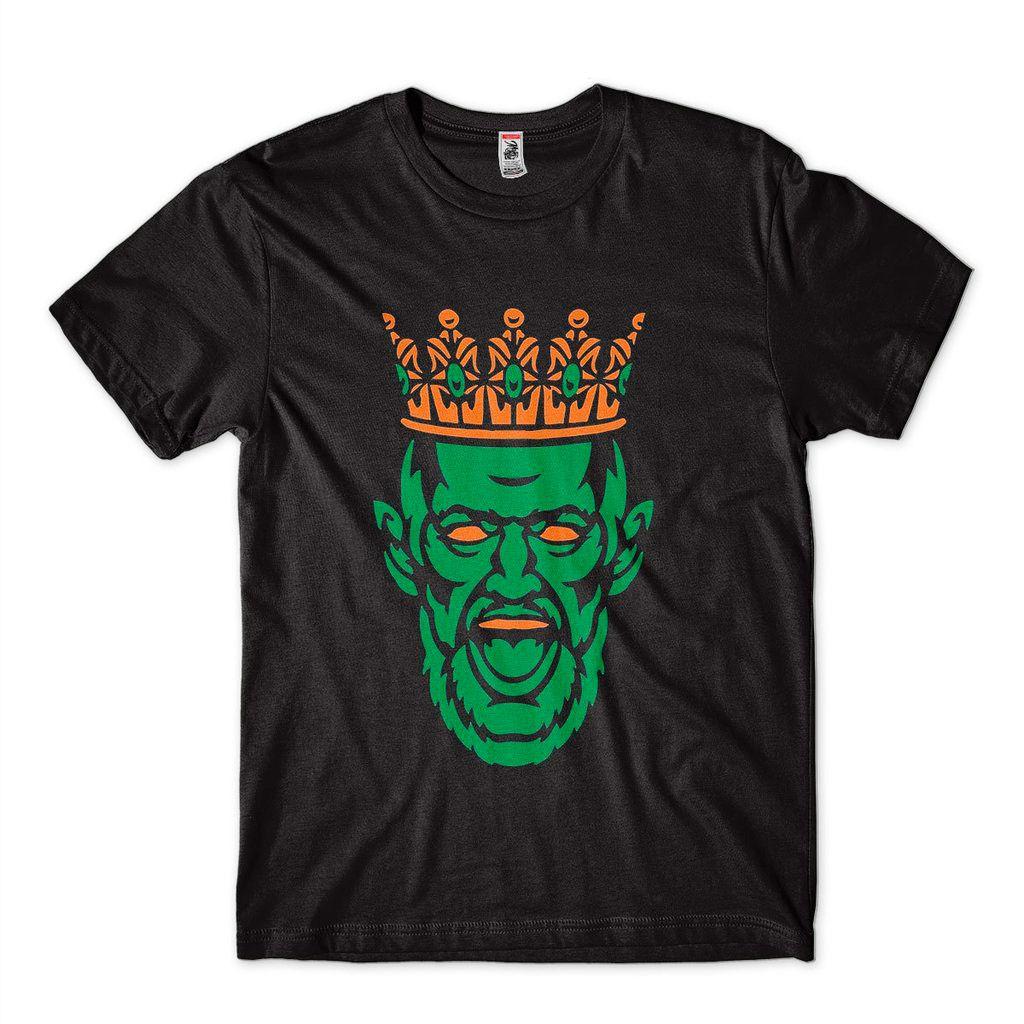 camiseta conor mcgregor irlanda lutador UFC MMA