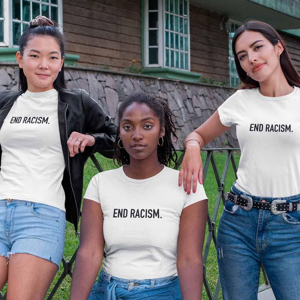 camiseta contra o preconceito movimento social