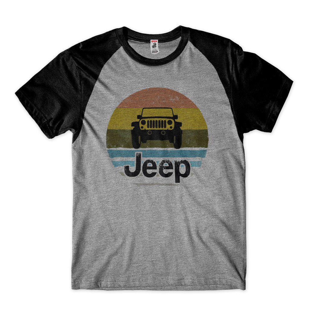 camiseta da jeep jipeiro cherokee barata