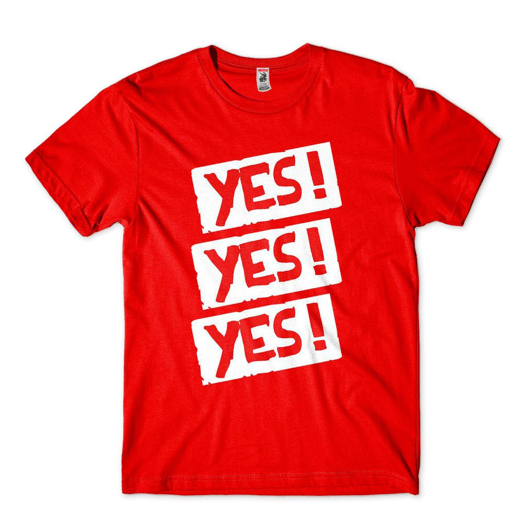 Camiseta Daniel Bryan Yes Yes Yes Masculina Smackdown