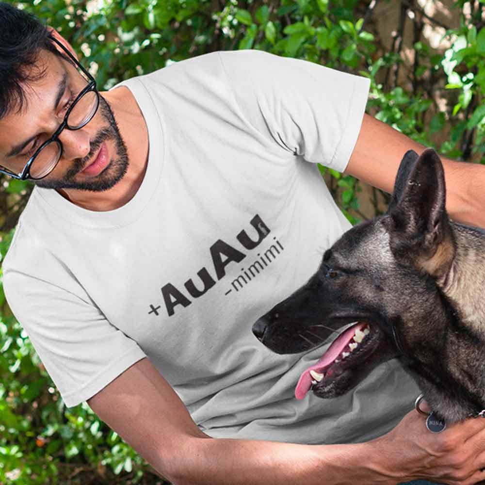 camiseta de cachorro personalizada