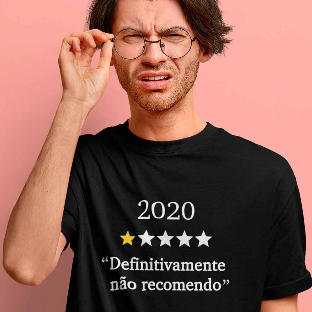 camiseta diretores de cinema engracada 2020