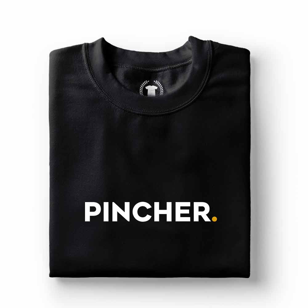 camiseta dono de cachorro pincher