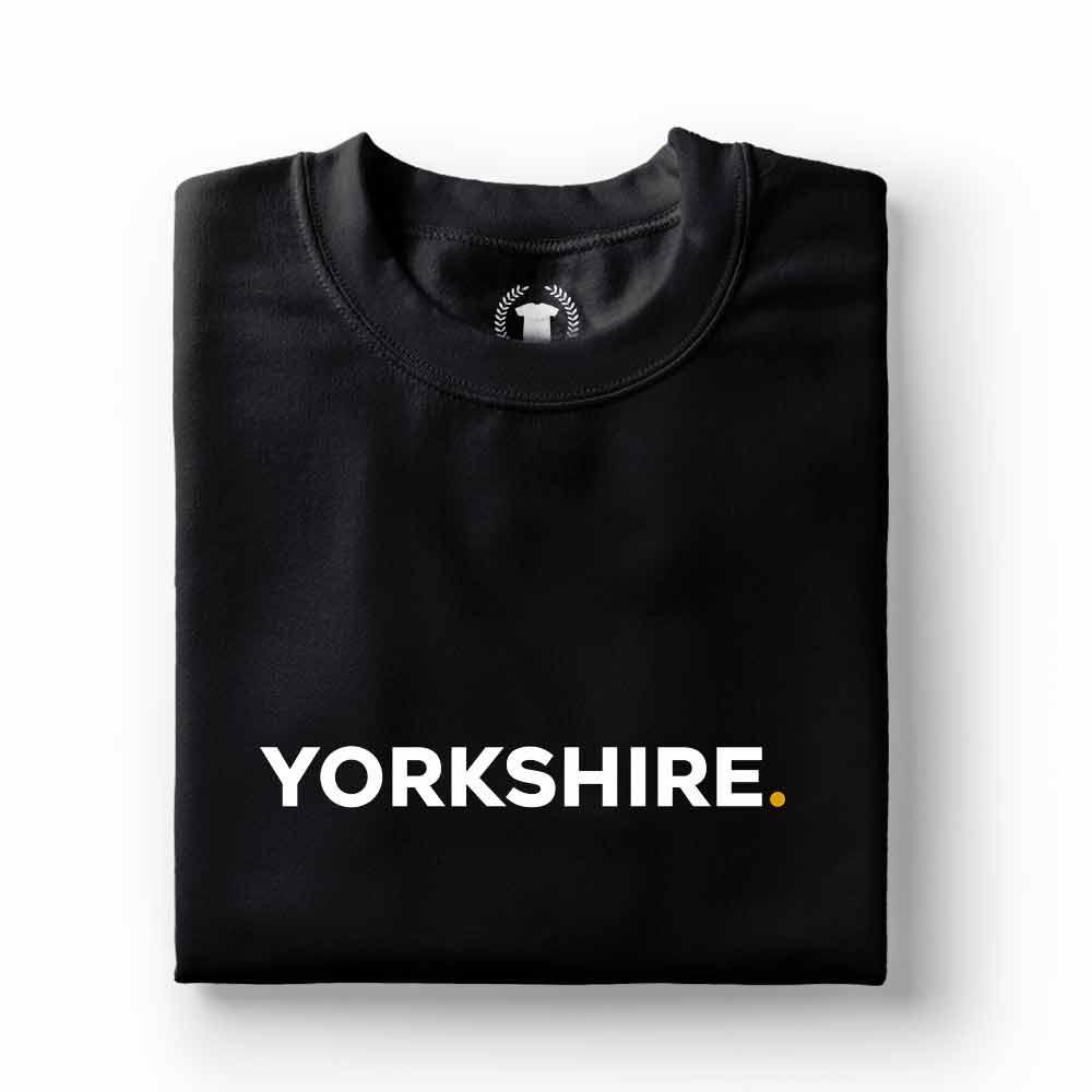 Camiseta dono de cachorro yorkshire preta