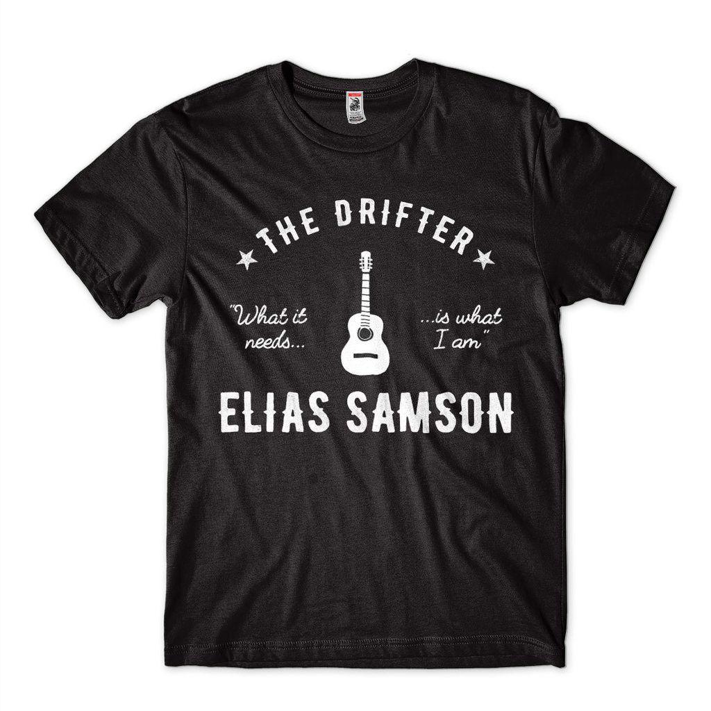 Camiseta Elias Samson The Drifter Lutadore Wwe Wrestlemania