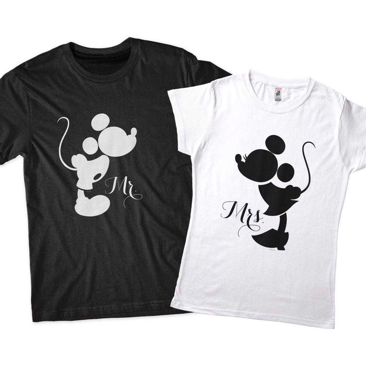 KIT 2 camisetas encontro de casal tamanho M