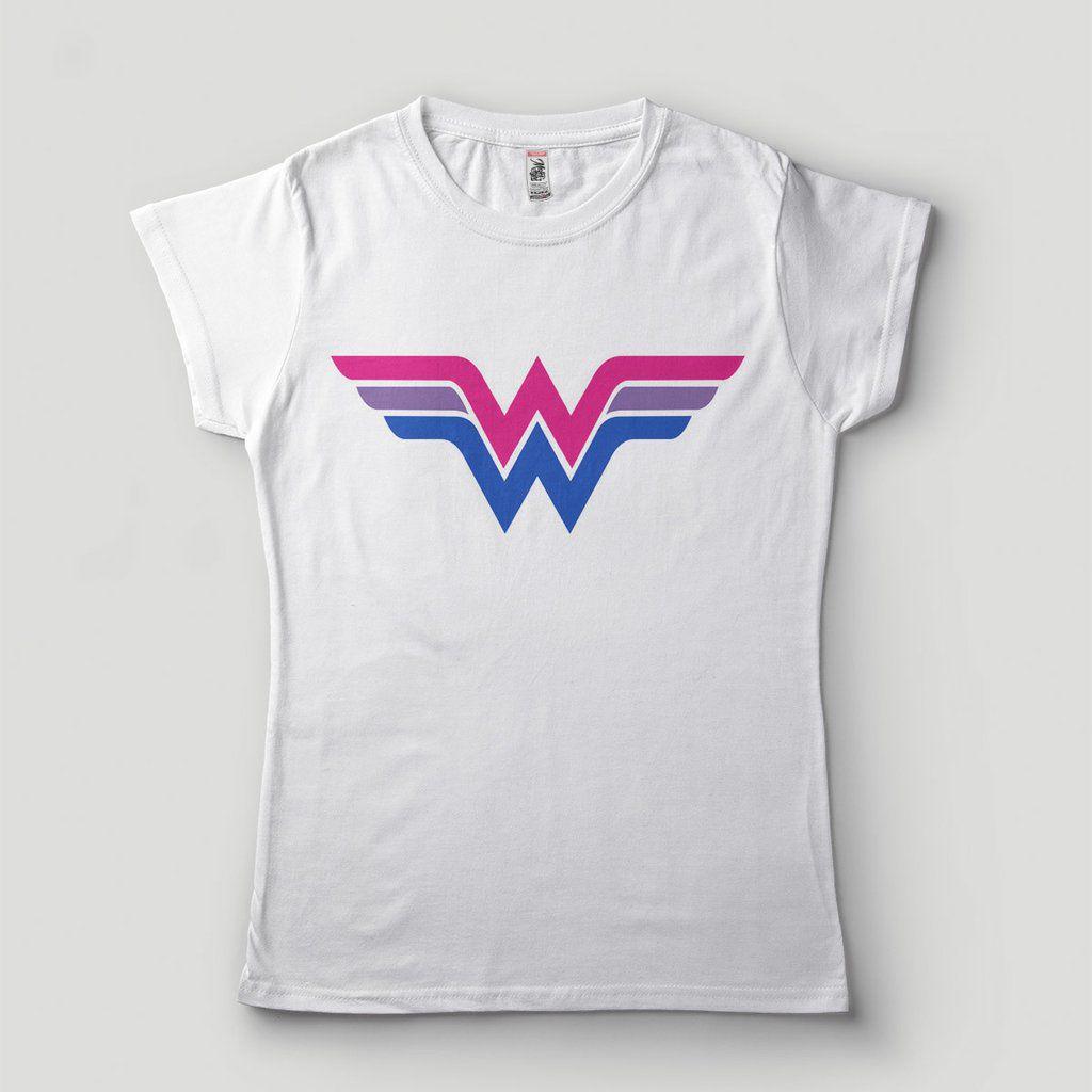 Camiseta Feminina Estampa Dourada Super Homem DC Liga da Justiça Blusa