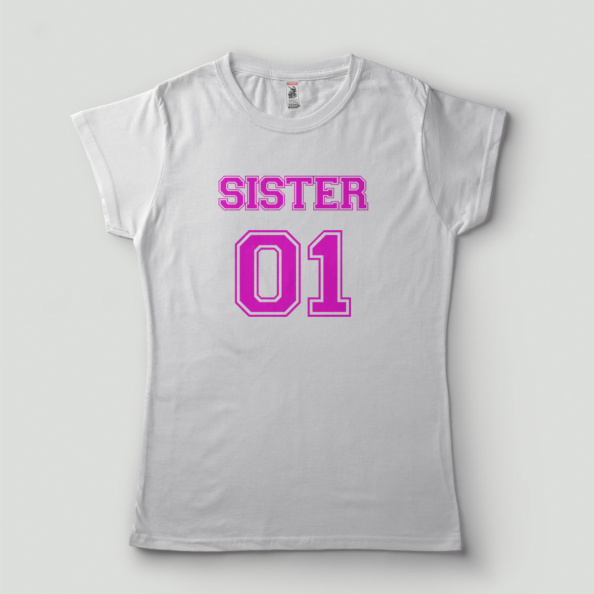 Camiseta feminina Irma 01 Sister Casamento