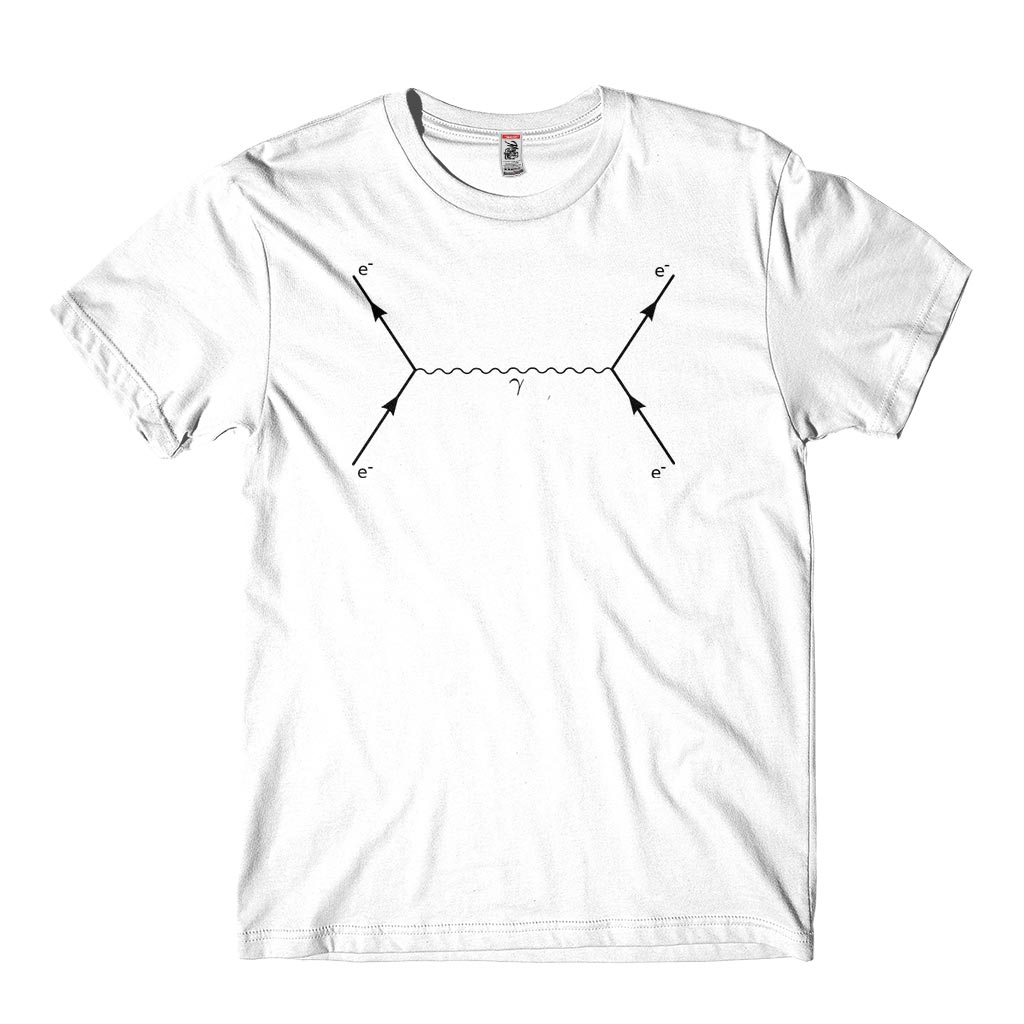 camiseta física eletromagnetismo personalizada violação simetria Lorentz