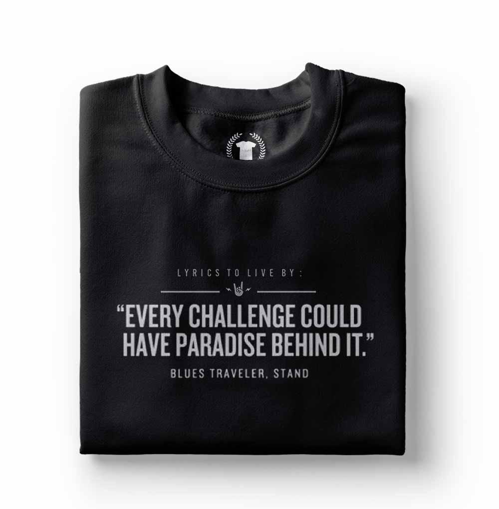 camiseta frases de rock masculina e feminina blues traveler