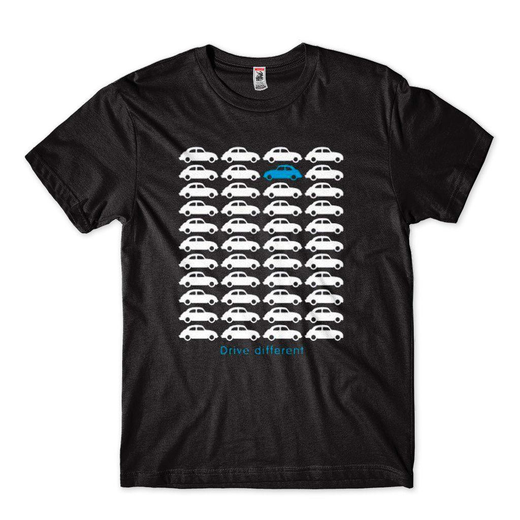 camiseta fusca carros seja diferente ideia para presente