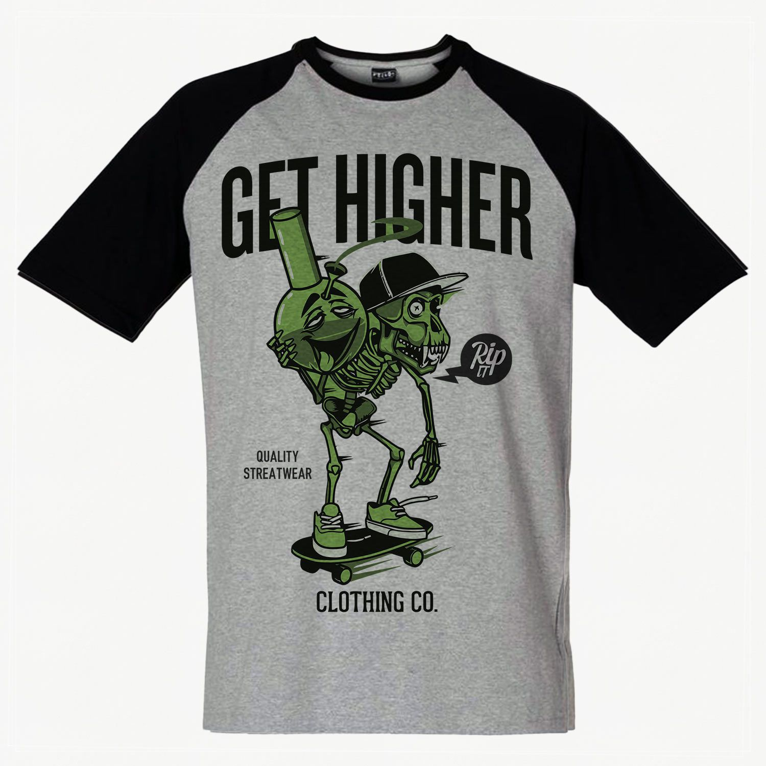 camiseta get higher camisa dope swag