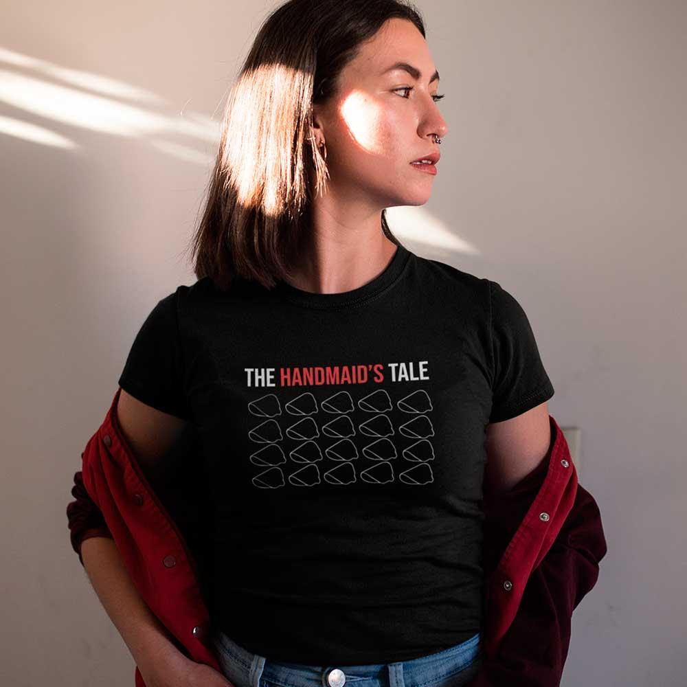 Camiseta Handmaids Tale June Osborne Offred Elisabeth Moss