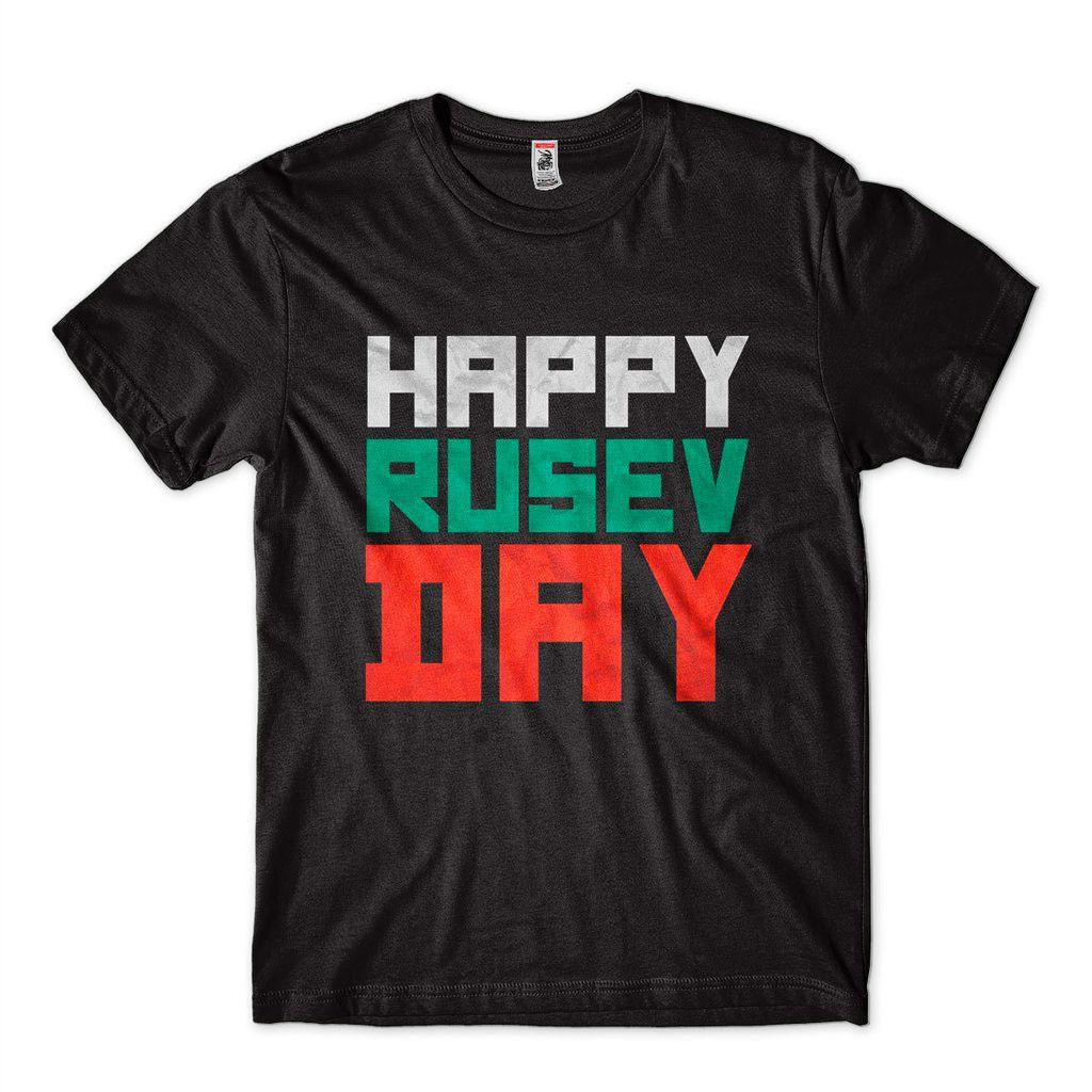 Camiseta Happy Russev Day Lutadores Wwe Wrestlemania Raw