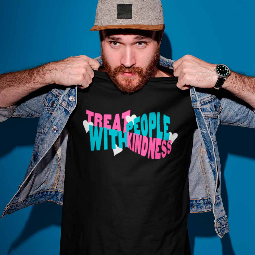 camiseta Harry Styles Treat People With Kindness
