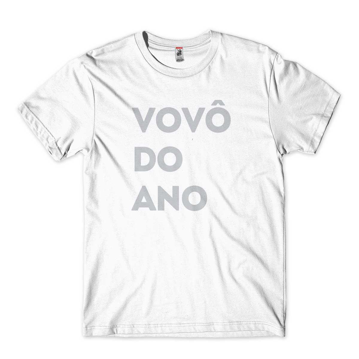 Camiseta ideia de presente para avô tamanho GG