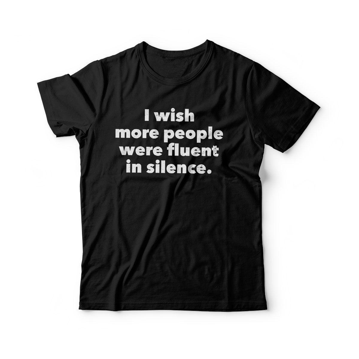 camiseta infantil com frase ironica