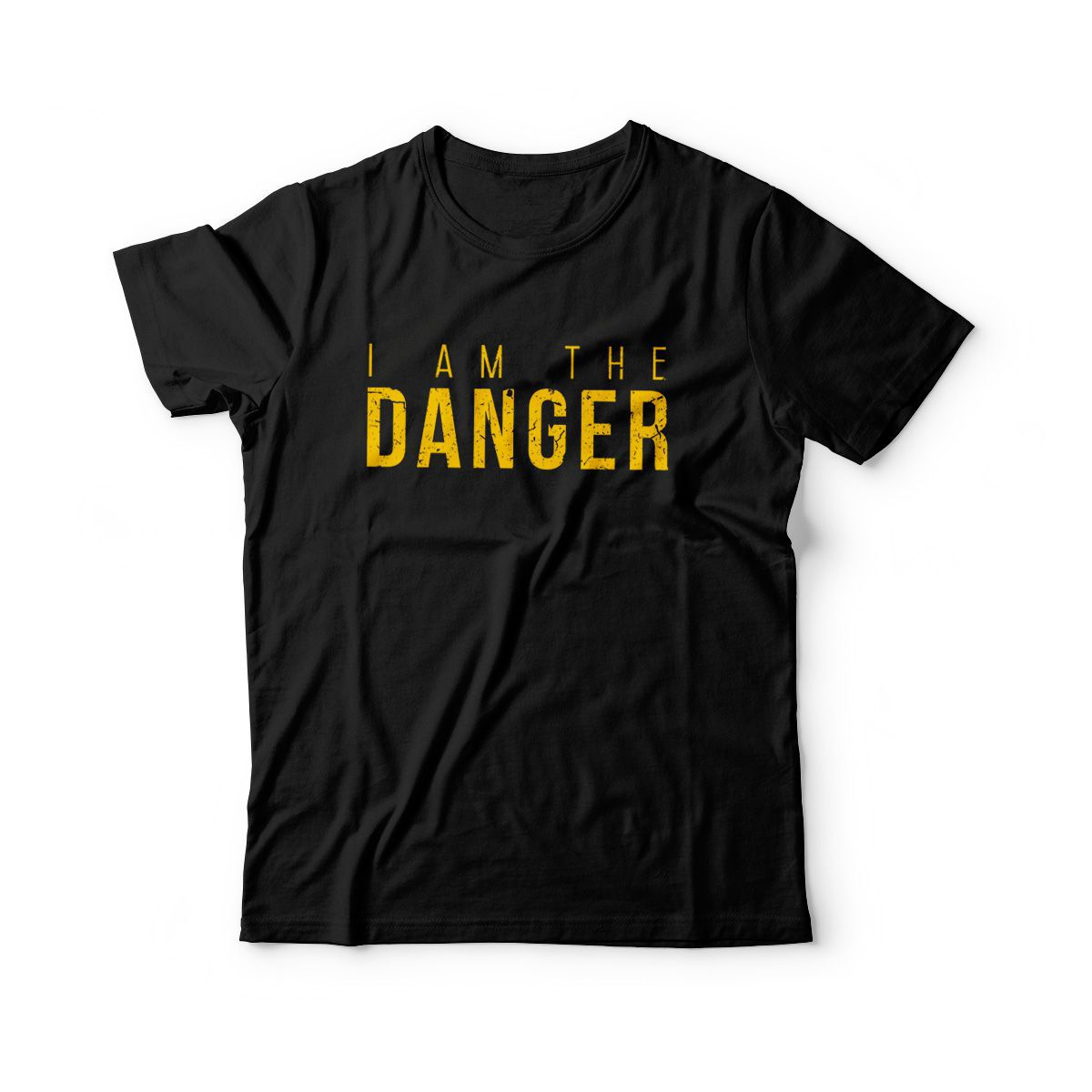 camiseta infantil engracada serie breaking bad danger