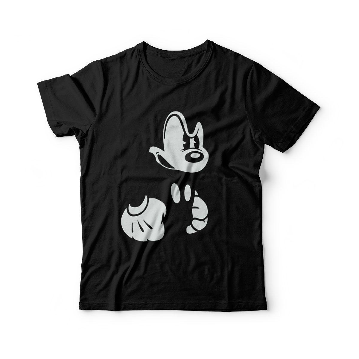camiseta infantil personagem disney mickey