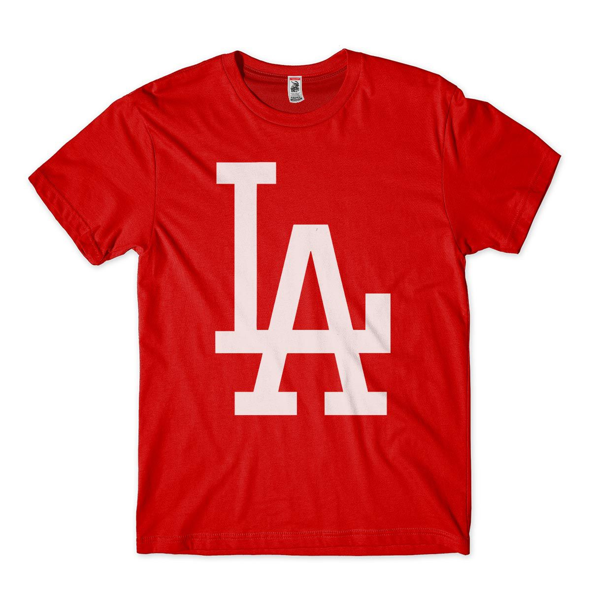 Camiseta Los Angeles LA