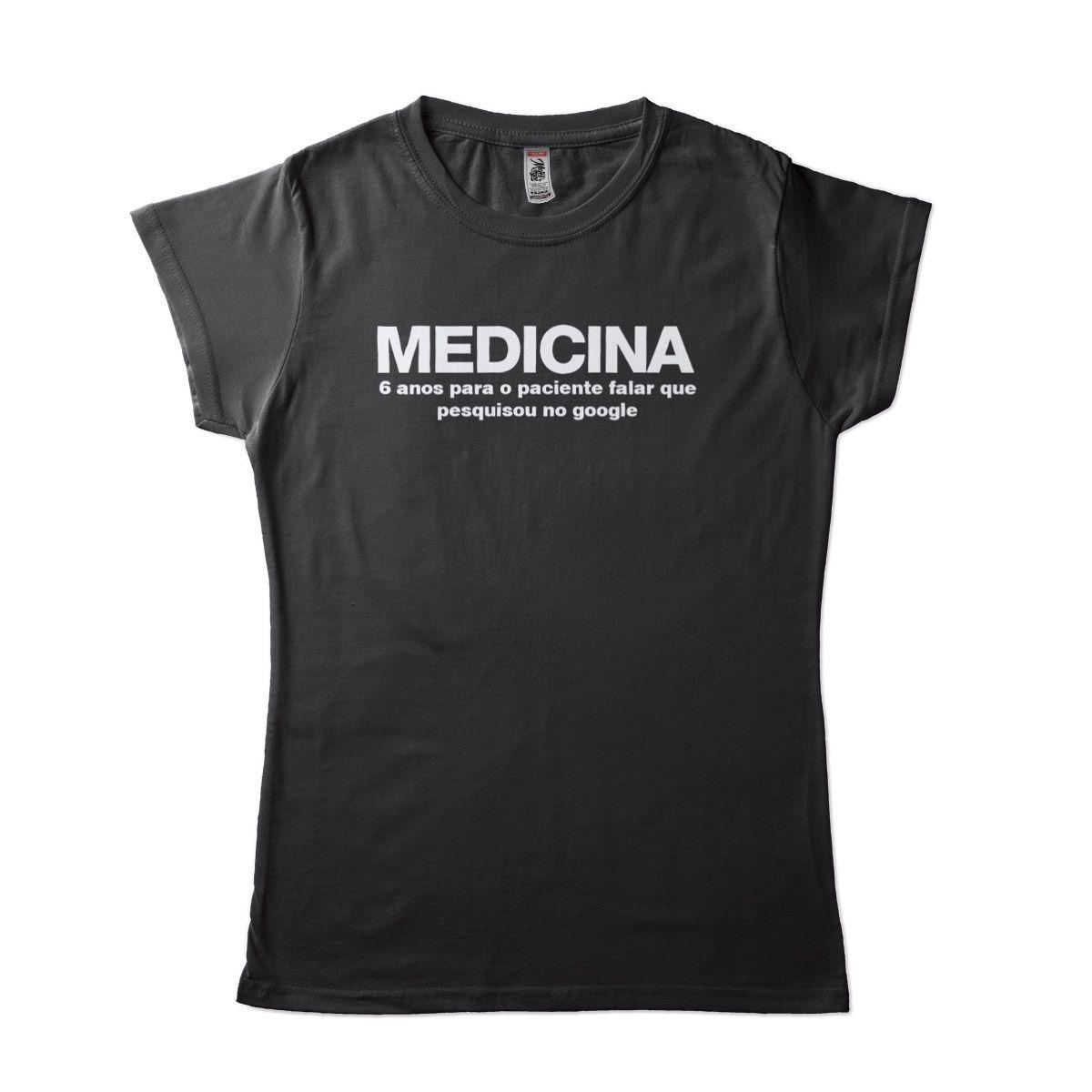 camiseta medicina engracada universitaria